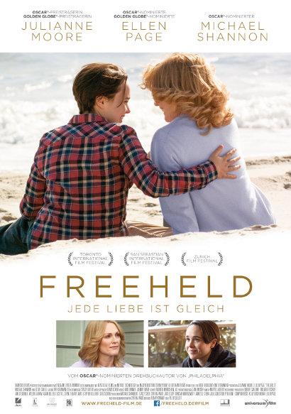 Freeheld - Jede Liebe ist gleich | Lesben-Film 2015 -- lesbisch, Homophobie, Gay Pride, Coming Out, Ehe für alle, Homoehe, Homosexualität im Film -- Queer Cinema