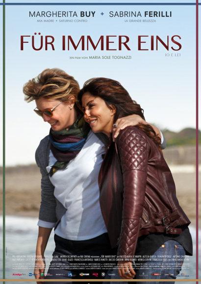 Für immer eins | Lesben-Film 2015 -- lesbisch, Bisexualität, Homophobie, Homosexualität im Film -- Queer Cinema