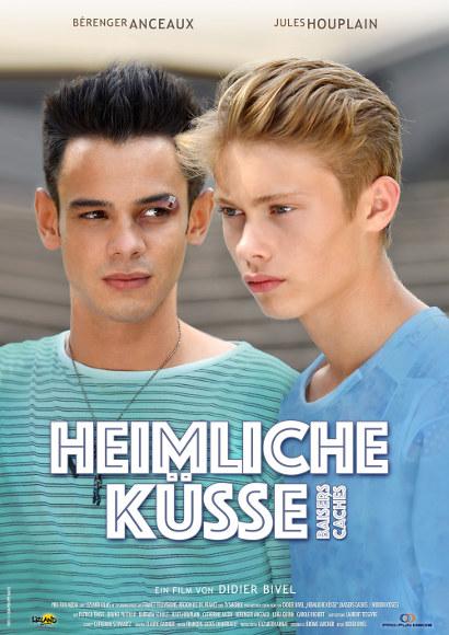 Heimliche Küsse | TV-Film 2016 -- schwul, Homophobie, Coming Out, Mobbing, Homosexualität im Fernsehen