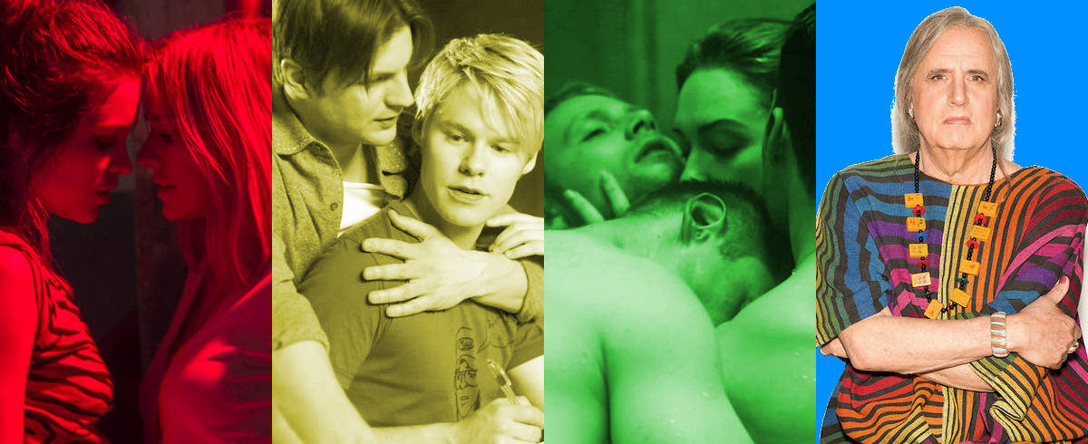 LGBT Seriendatenbank -- Serien mit schwulen, lesbischen und transsexuellen Charakteren