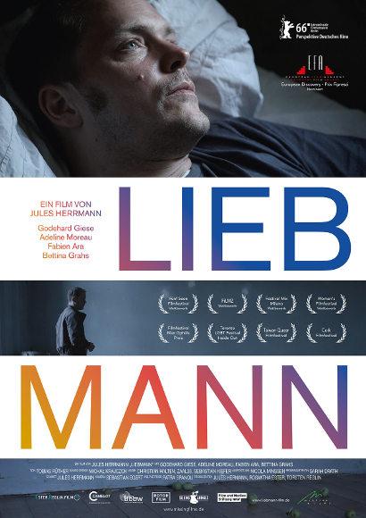 Liebmann | Film 2016 -- schwul, Bisexuaität, Queer Cinema, Homosexualität im Film