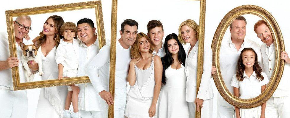 Modern Family | Sitcom 2009 - 2019 -- schwule TV-Serie, Regenbogenfamilie, Homosexualität im Fernsehen, Stream, deutsch, alle Folgen