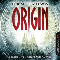 Dan Brown: Origin | Hörbuch 2017 -- schwul, Coming Out, Bisexualität, Homosexualität in Hörbüchern