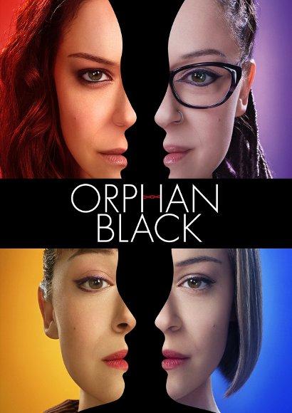 Orphan Black | Serie 2013-2017 -- lesbisch, schwul, transgender, Bisexualität, Homosexualität im Fernsehen