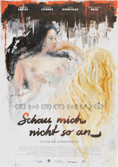 Schau mich nicht so an | Lesben-Film 2015 -- lesbisch, Bisexualität, Homosexualität im Film -- Queer Cinema