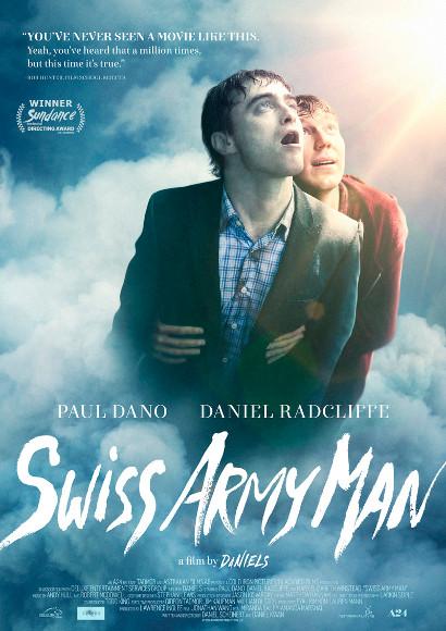Swiss Army Man | Film 2016 -- Bisexualität, schwuler Subtext, Queer Cinema, Homosexualität im Film
