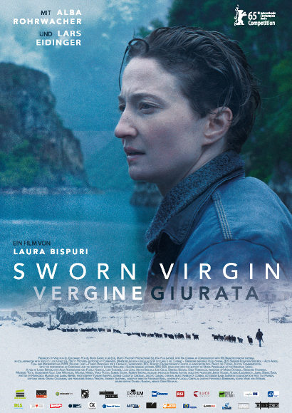 Sworn Virgin | Transgender-Film 2015 -- trans*, Intersexualität, Tomboy, Transphobie, Transgender im Film -- Queer Cinema