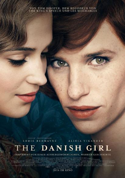 The Danish Girl | Transgender-Film 2015 -- trans*, schwul, Transphobie, geschlechtsangleichende Operation, Transsexualität im Film, Queer Cinema