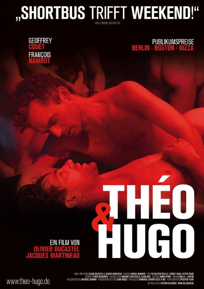 Théo & Hugo | Gay-Film 2016 -- schwul, AIDS, Homosexualität im Film -- Queer Cinema