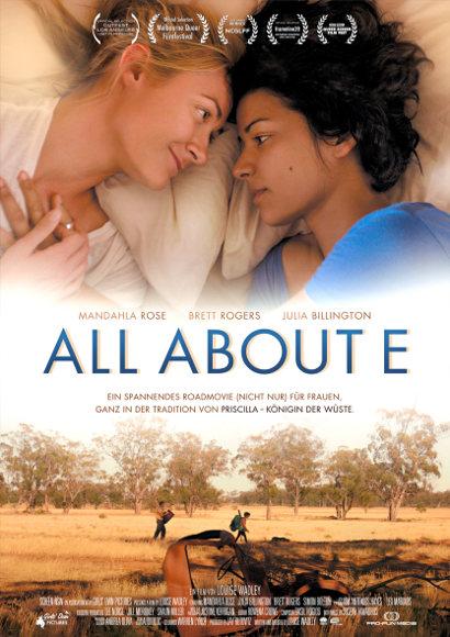 All about E | Lesbenfilm 2015 -- lesbisch, schwul, Bisexualität, Homosexualität im Film, Queer Cinema