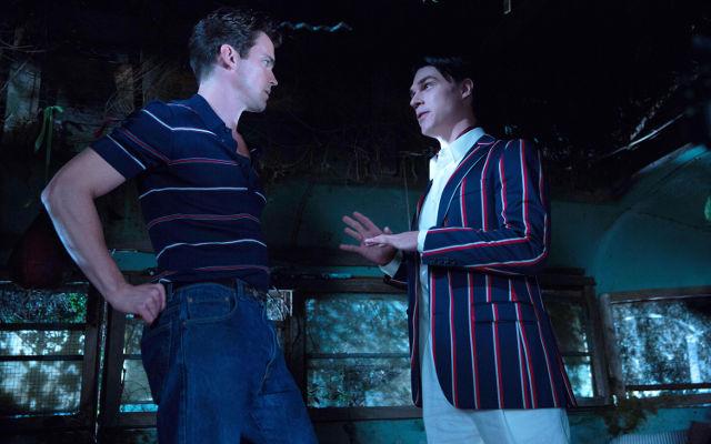 American Horror Story | Serie 2011-2019 -- schwul, lesbisch, transgender, Homophobie, Fetisch, Konversionstherapie, Ex-Gay, Bisexualität, Transsexualität, Homosexualität im Fernsehen