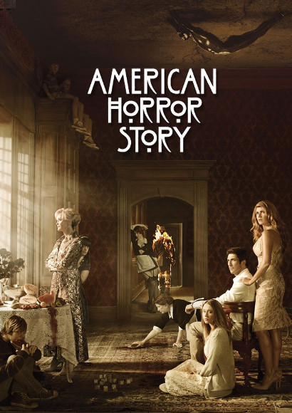 American Horror Story | Serie 2011-2017 -- schwul, lesbisch, transgender, Homophobie, Fetisch, Konversionstherapie, Ex-Gay, Bisexualität, Transsexualität, Homosexualität im Fernsehen