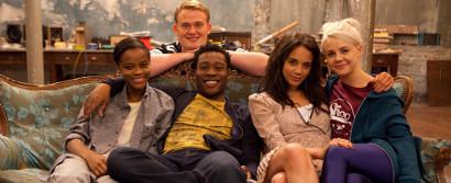 Banana | TV-Serie 2015 -- schwul, lesbisch, Bisexualität, Homosexualität im Fernsehen