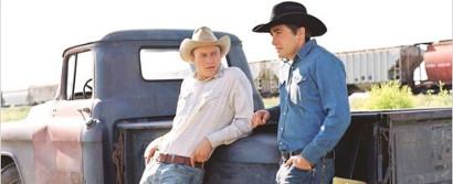 Brokeback Mountain | Gay-Film 2005 -- schwul, Homophobie, Coming Out, Bisexualität, Homosexualität