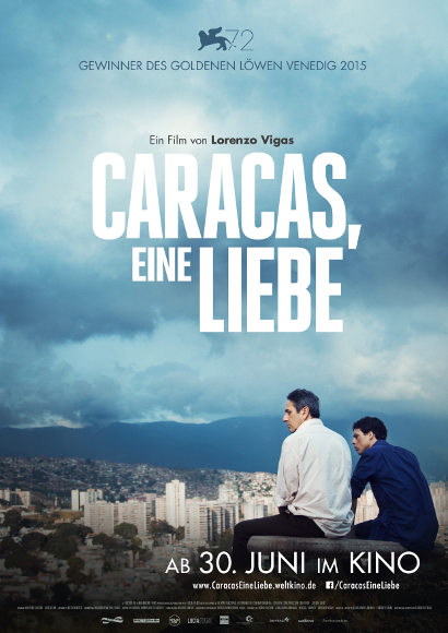 Caracas, eine Liebe | Gay-Film 2015 -- schwul, Prostitution, Homophobie, Coming Out, gay for pay, Bisexualität, Homosexualität im Film, Queer Cinema