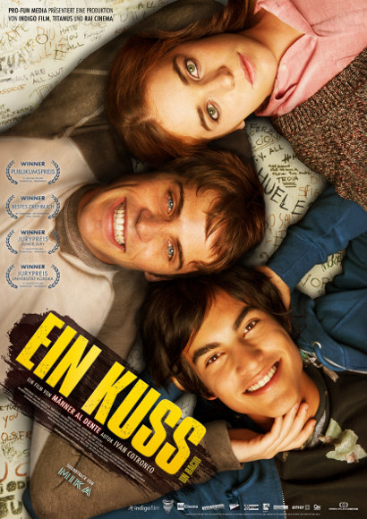 Ein Kuss | Gay-Film 2016 -- schwul, Homophobie, Coming Out, Homosexualität im Film, Queer Cinema