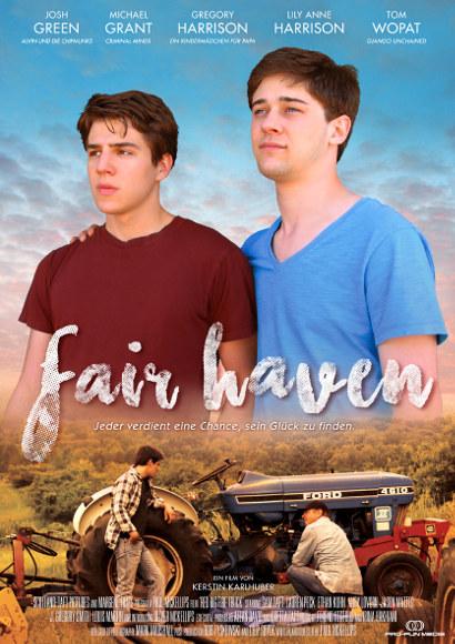 Fair Haven | Gay-Film 2016 -- schwul, Homophobie, Coming Out, Ex-Gay, Konversionstherapie, Queer Cinema, Homosexualität im Film