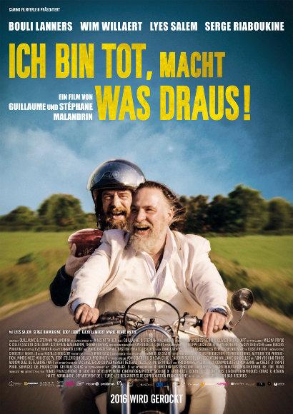 Ich bin tot, macht was draus! | Film 2015 -- schwul, Bisexualität, Queer Cinema, Homosexualität im Film