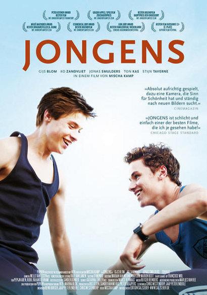 Jongens | TV-Film 2014 -- schwul, Coming Out, Homophobie, Bisexualität, Homosexualität im Film, bester Gayfilm 2015