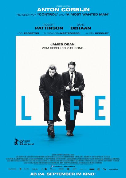 Life | Film 2015 -- schwul, Bisexualität, Queer Cinema, James Dean, Homosexualität im Film