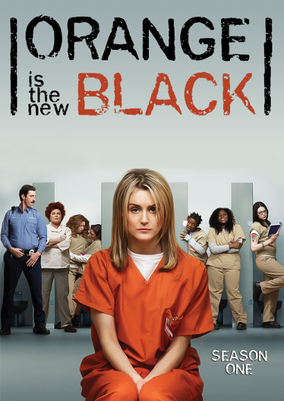 Orange is the new black | Serie 2013-2017 -- lesbisch, transgender, Bisexualität, Homosexualiät in Serien
