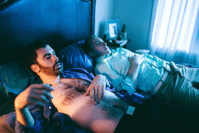 The Falls 3: Bund der Gnade   Gay-Film 2016 -- schwul, Homophobie, Bisexualität, Queer Cinema, Homosexualität im Film