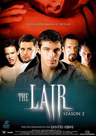 The Lair | Gay-Serie 2007-2009 -- schwul, Bisexualität, schwule Vampire, Homosexualität im Fernsehen