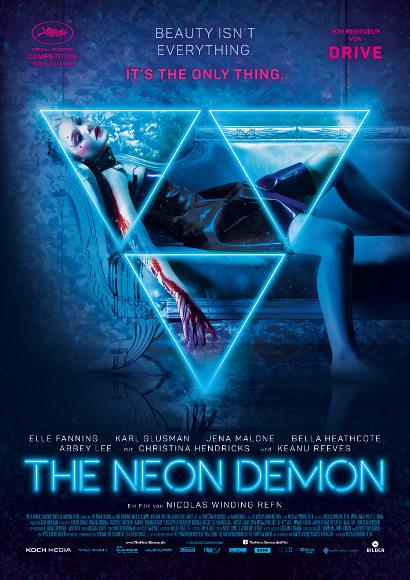 The Neon Demon | Film 2016 -- lesbisch, Bisexualität, Homosexualität im Film, Queer Cinema