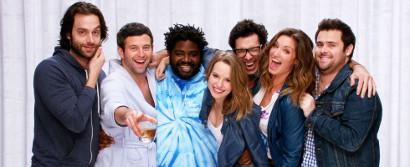 Undateable | Serie 2014-2016 -- schwule Serie, Bisexualität, Homosexualität im Fernsehen, Stream, deutsch, alle Folgen. Sendetermine
