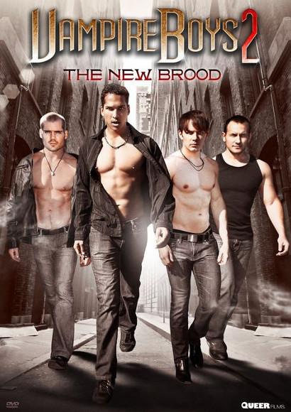 Vampire Boys 2 | Gay-Film 2013 -- schwul, Bisexualität, Homosexualität im Film, Queer Cinema