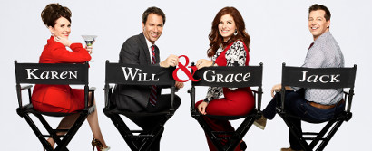 Will & Grace | LGBT-Serie 2017 -- schwul, transgender, Bisexualität, Homosexualität im Fernsehen, Stream, deutsch, alle Folgen, online sehen