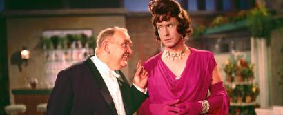 Charleys Tante | Travestie-Film 1963 -- transgender, Transsexualität im Film, Cross Dressing, Queer Cinema
