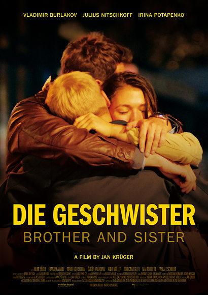 Die Geschwister   Gay-Film 2016 -- schwul, Bisexualität, Homosexualität im Film, Queer Cinema