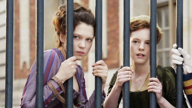 Leb wohl, meine Königin! | Lesben-Film 2012 -- lesbisch, Bisexualität, Homosexualität im Film, Queer Cinema -- FILM-BILD 01