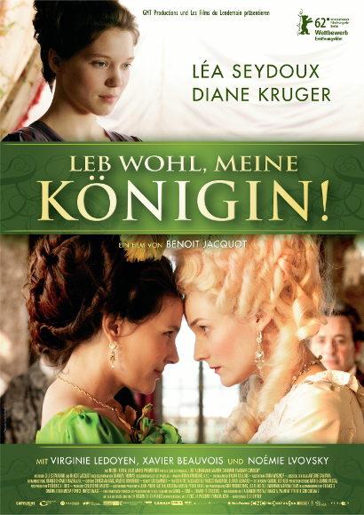 Leb wohl, meine Königin! | Lesben-Film 2012 -- lesbisch, Bisexualität, Homosexualität im Film, Queer Cinema