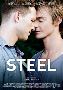 Steel | Gayfilm 2015 -- schwul, Depression, Homophobie, Coming Out, Homosexualität im Film, Queer Cinema