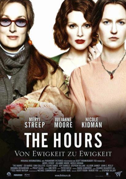 The Hours | Lesben-Film 2002 -- lesbisch, Homophobie, Coming Out, Bisexualität, Homosexualität im Film, Queer Cinema, Virginia Wolf, Nicole Kidman