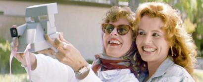 Thelma & Louise | Frauenfilm 1991 -- lesbisch, Bisexualität, lesbischer Subtext, Homosexualität im Film, Queer Cinema