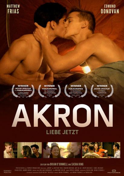 Akron | Gay-Film 2015 -- schwul, Bisexualität, Homophobie, Homosexualität im Film, Queer Cinema