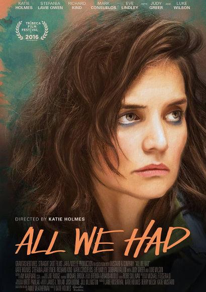 All we had - Alles was wir hatten | Film 2016 -- transgender, Transsexualität im Film, Transphobie, Queer Cinema