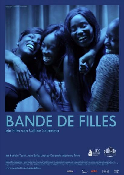 Bande de filles - Mädchenbande | Lesben-Film 2014 -- lesbisch, Bisexualität, Homosexualität im Film, Queer Cinema