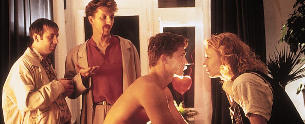 Der bewegte Mann   Gay-Film 1994 -- schwul, Coming Out, Homophobie, Bisexualität, Homosexualität im Film, Queer Cinema