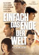 Einfach das Ende der Welt | Gay-Film 2016 -- schwul, Homosexualität im Film, Queer Cinema, Stream, deutsch, ganzer Film, DVD, BluRay