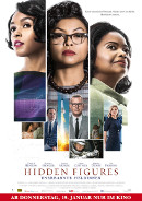 Hidden Figures - Unerkannte Heldinnen | Film 2016 -- queerfeministische, Emanzipation, Feminismus im Film, Queer Cinema, Stream, deutsch, ganzer Film, F-Rating