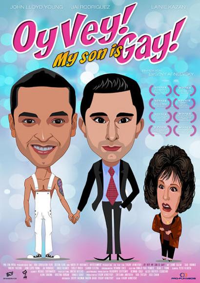Oy vey! My son is gay! | Gay-Film 2009 -- schwul, Coming Out, Homophobie, Homosexualität im Film, Queer Cinema