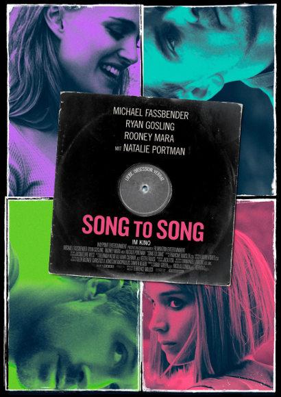 Song to Song | Film 2017 -- lesbisch, Bisexualität, Homosexualität im Film, Queer Cinema