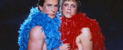 Velvet Goldmine   Gay-Film 1998 -- schwul, genderfluid, transgender, Intersexualität, Bisexualität, Homosexualität im Film, Queer Cinema