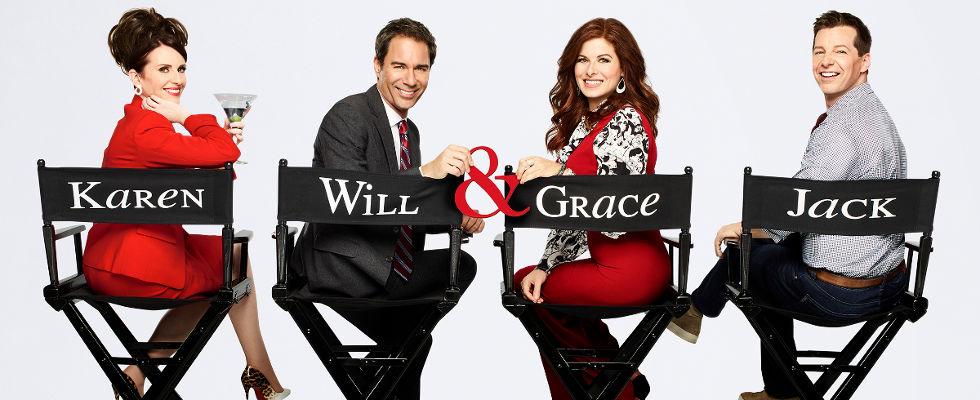 Will & Grace 2017: 5 Minuten Preview!