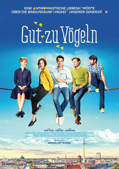 Gut zu Vögeln | Film 2016 -- schwul, transgender, Bisexualität, Transsexualität, Homosexualität im Film, Queer Cinema, Stream, deutsch, ganzer Film