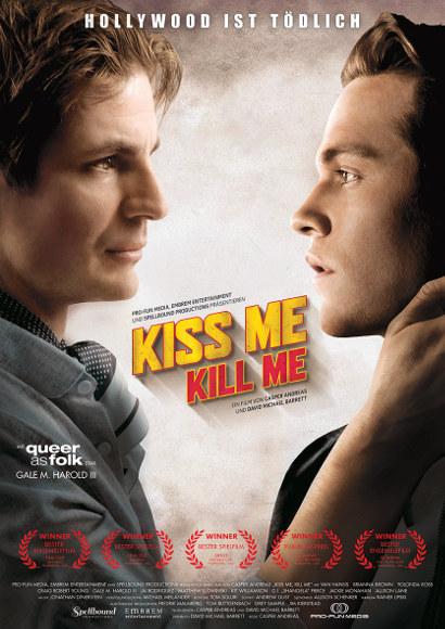 Kiss Me, Kill Me | Gay-Film 2015 -- schwul, Homosexualität im Film, Queer Cinema, Stream, ganzer Film, deutsch